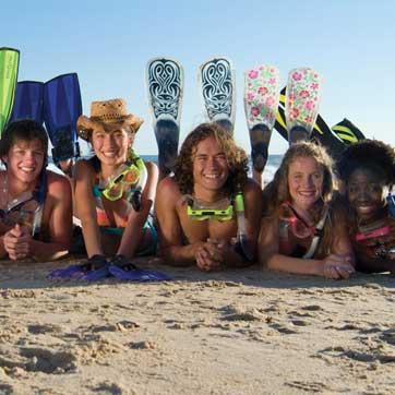 Snorkeling na Bali