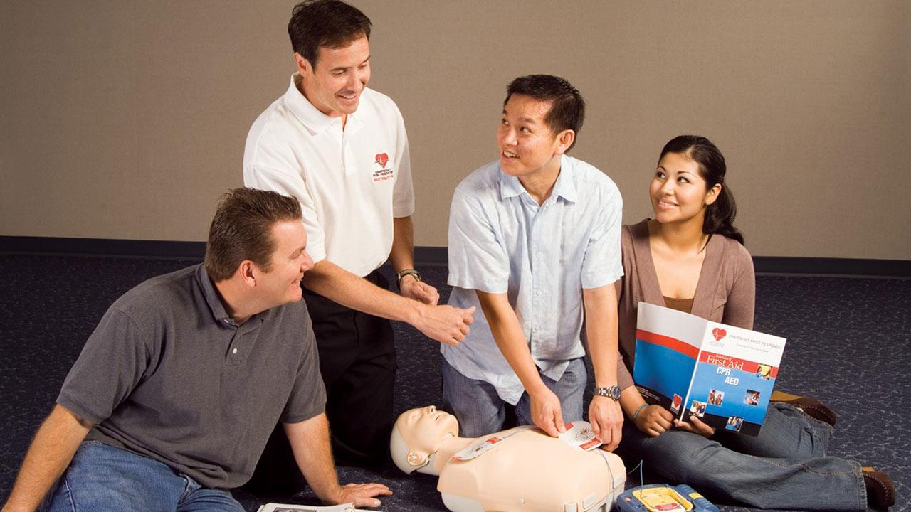 Kurs Pierwszej Pomocy Medycznej 2