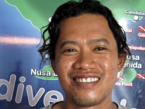 O nas Diving Indo Hadi