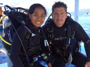 O nas Diving Indo Ike