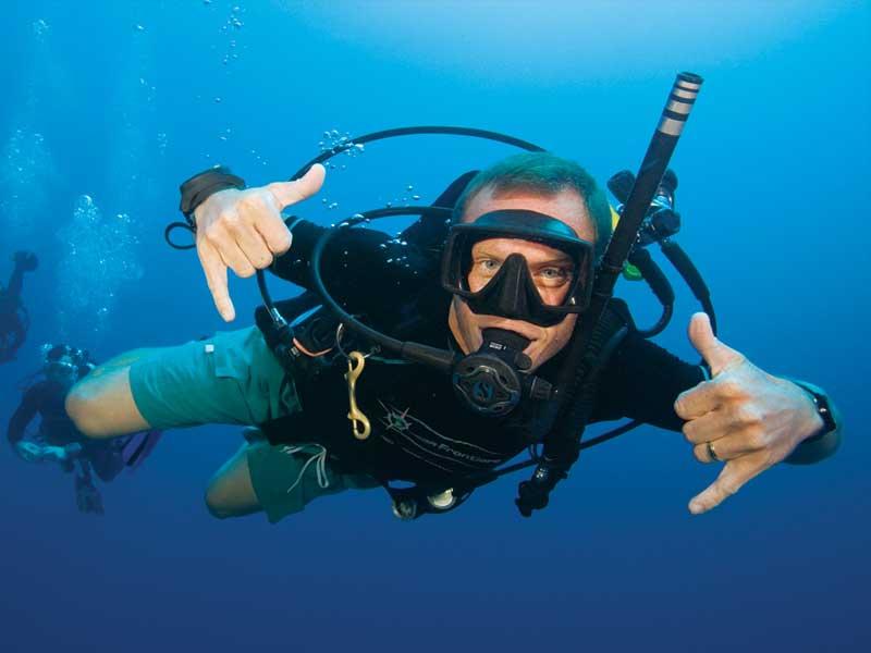 Naucz się nurkować - Safari Nurkowe