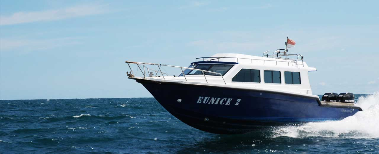 Wynajem łodzi na Bali łodź 2