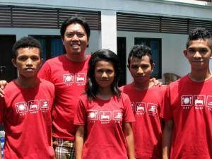 O nas Diving Indo zespół