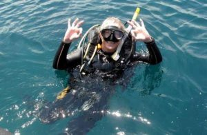 Marianne Diving Indo