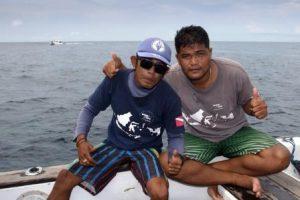 Diving Indo Eka and Reno